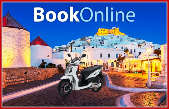 rent a moto in astypalaia